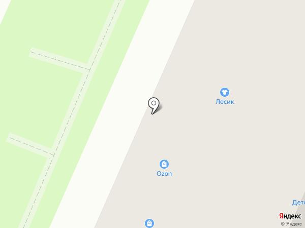 Ботаник на карте Иваново