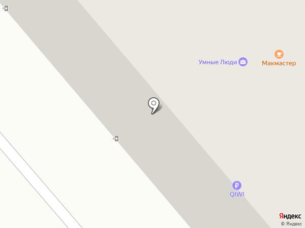 Волжская мануфактура на карте Иваново