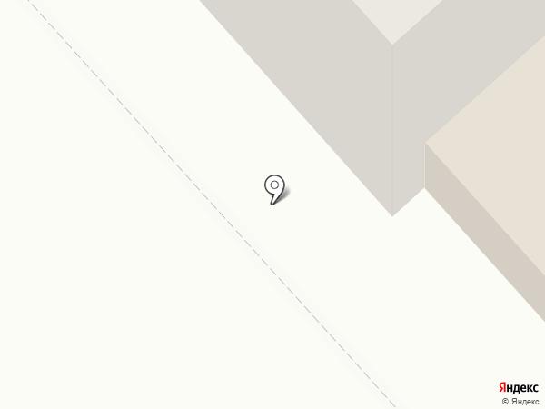 Красное & Белое на карте Костромы