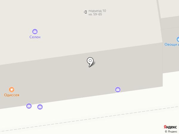 Ивановская центральная коллегия адвокатов на карте Иваново