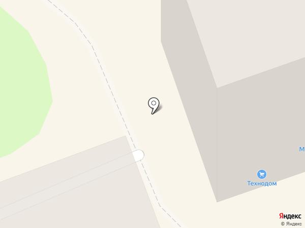 MaxXtor на карте Костромы