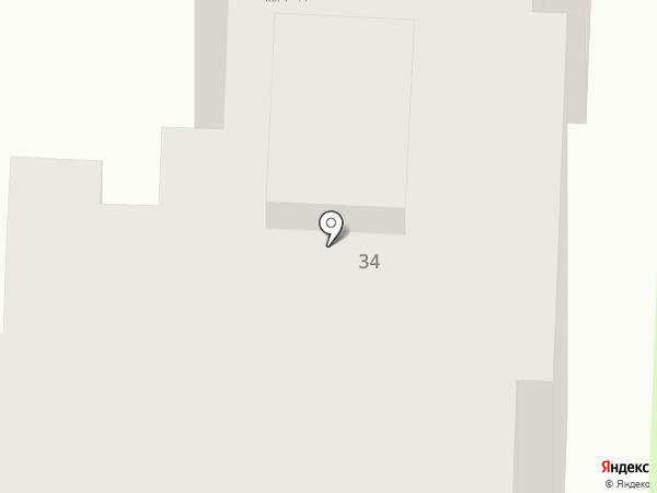 БАНК СГБ на карте Иваново