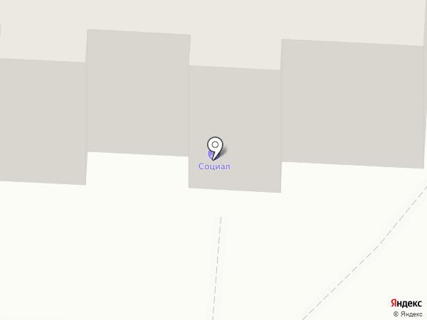 Любава на карте Иваново