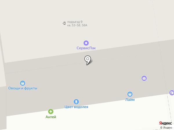 Лето Банк на карте Иваново