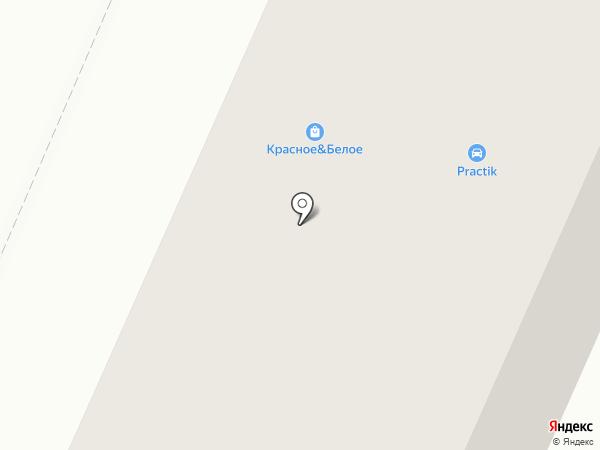 Топаз на карте Иваново