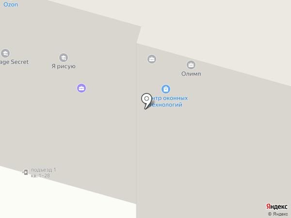 Центр оконных технологий на карте Иваново