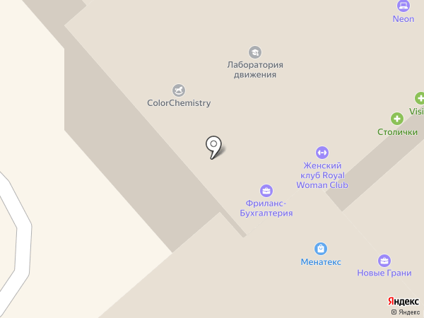 Трюфель на карте Иваново