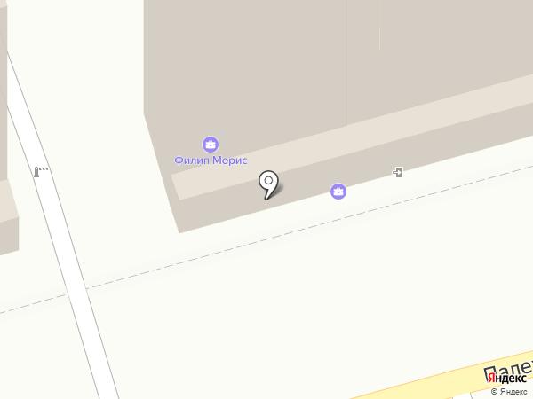 Палладий на карте Иваново