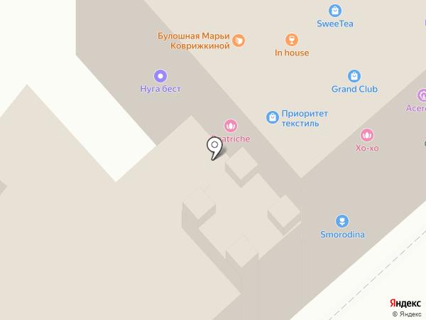 Народный магазин на карте Иваново