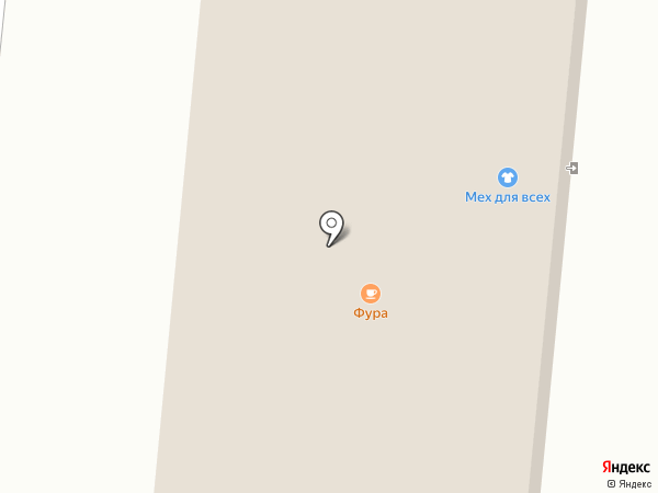 Магазин автотоваров для ВАЗ на карте Костромы