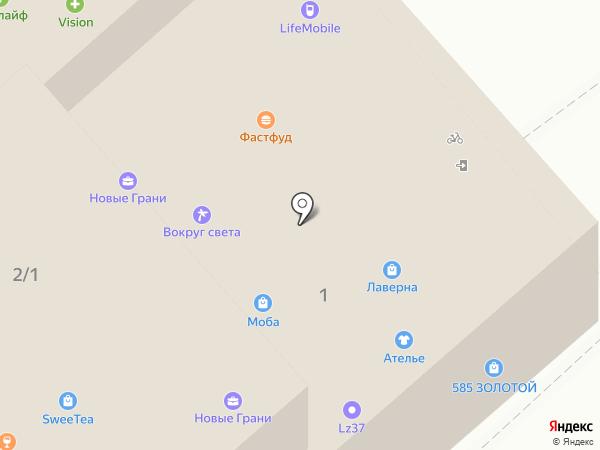 Fast money на карте Иваново
