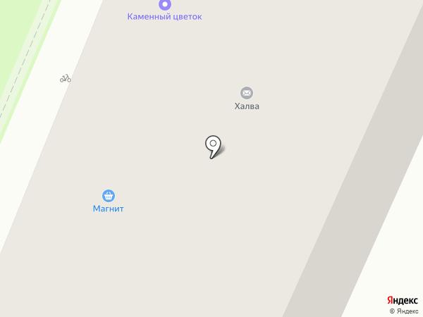 Профессиональные грузчики на карте Иваново