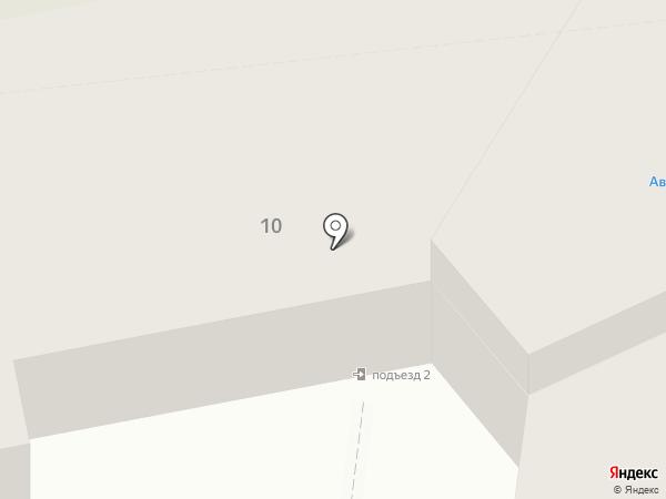 Автолюб на карте Иваново