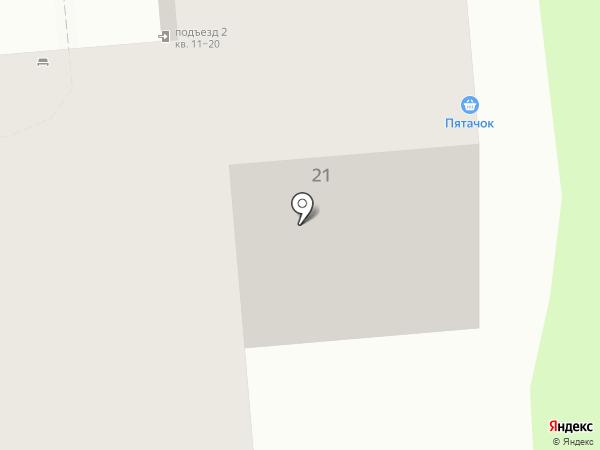 Пятачок на карте Иваново