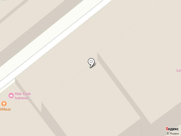 Krasapeta на карте Иваново