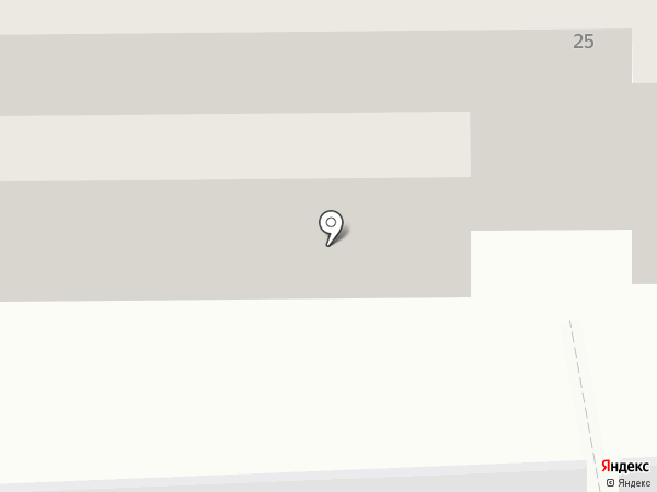 Дом 25, ТСЖ на карте Иваново