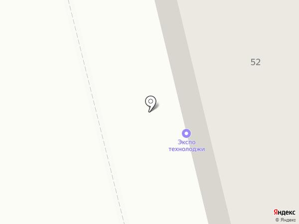 Отражение на карте Иваново