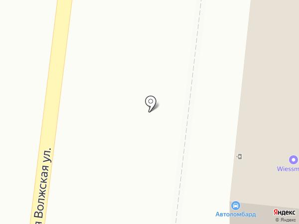 Авто Хаус на карте Костромы