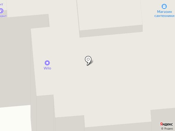 Ивдекор на карте Иваново