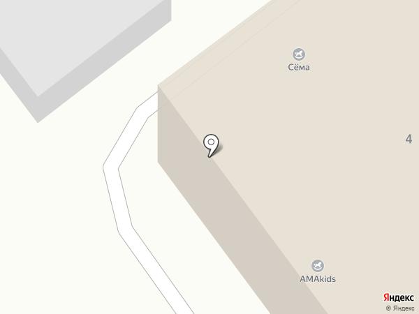 Сёма на карте Иваново