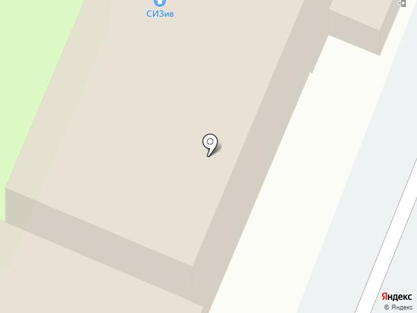 Центр по установке и ремонту автостекла на карте Иваново