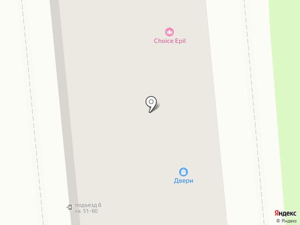 ЛисА на карте Иваново