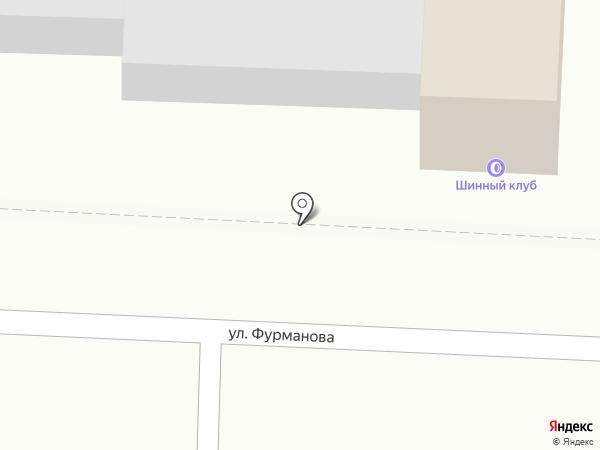 Надежда на карте Иваново