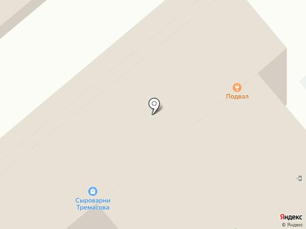 Подвал на карте Иваново