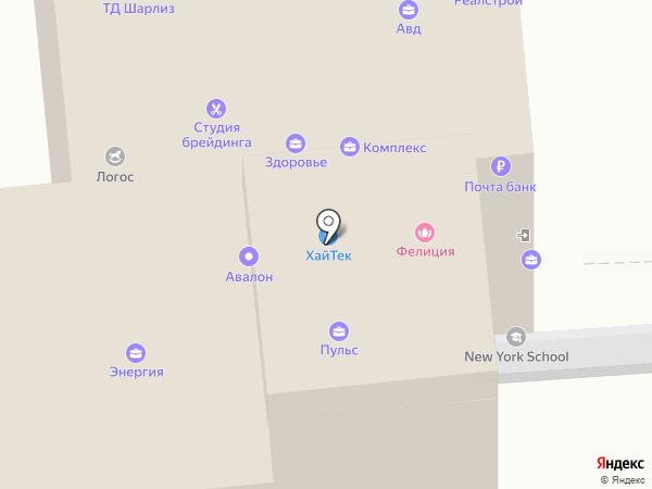 Система на карте Иваново