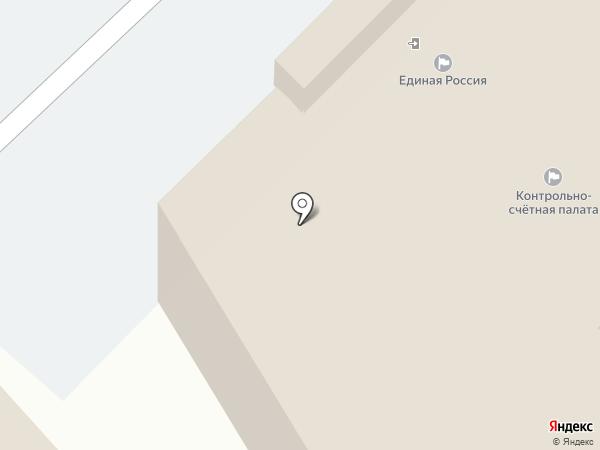 Ивановский городской комитет по управлению имуществом на карте Иваново