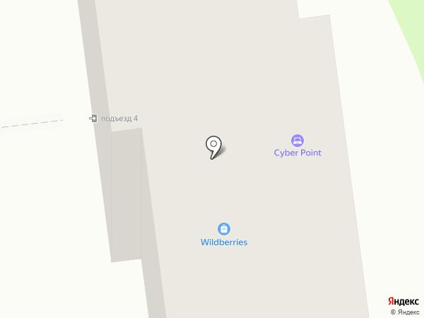 Купидон на карте Иваново