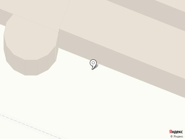 Железнодорожный вокзал г. Иваново на карте Иваново