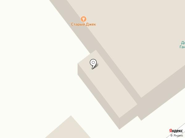 Старый Джек на карте Иваново