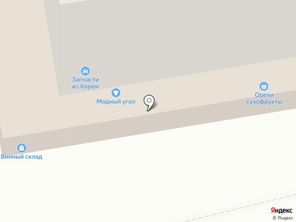 Центр корейских автозапчастей на карте Иваново