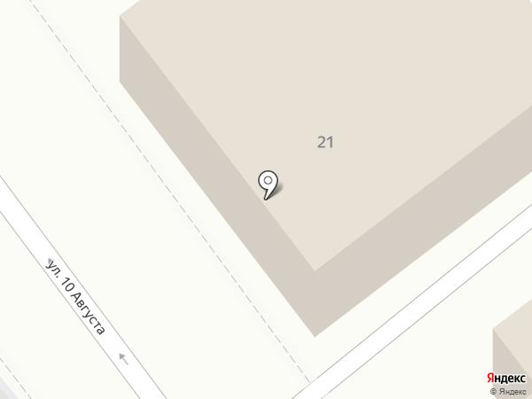 Дизайн-студия штор на карте Иваново
