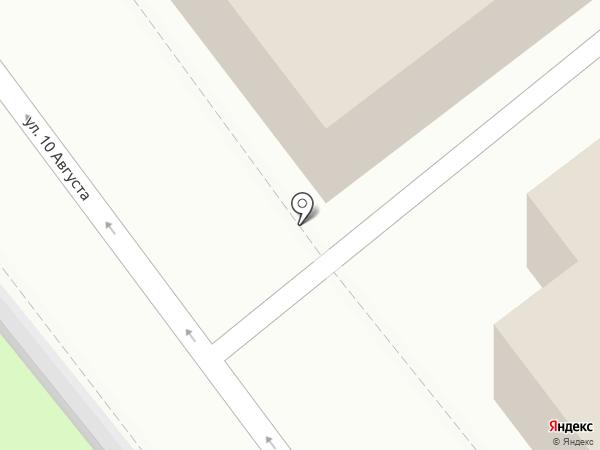 Арт Принт на карте Иваново