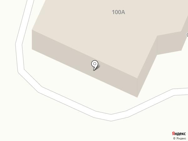 Автокомплекс 24 на карте Иваново