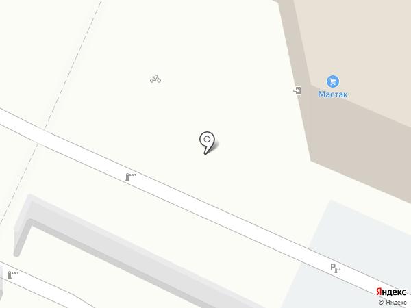 Мастак на карте Иваново