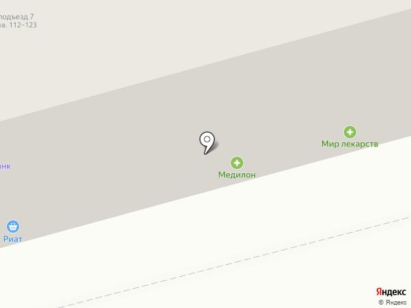 Парикмахерская на карте Иваново