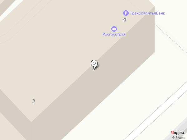 Росгосстрах, ПАО на карте Иваново