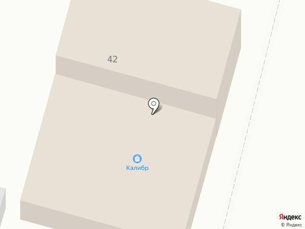 Калибр на карте Иваново