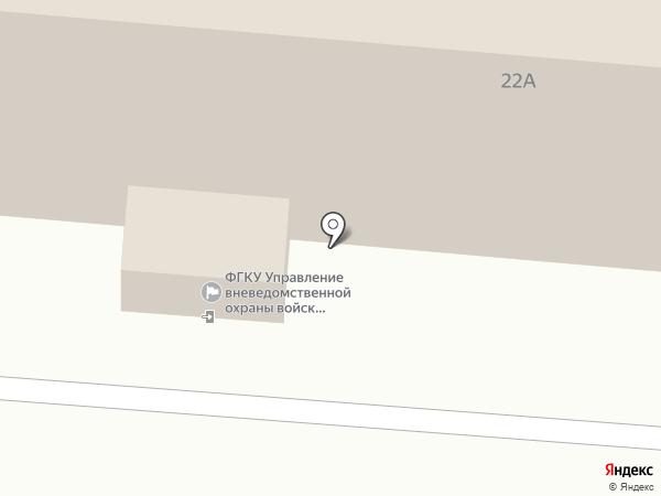 Охрана МВД России по Ивановской области на карте Иваново