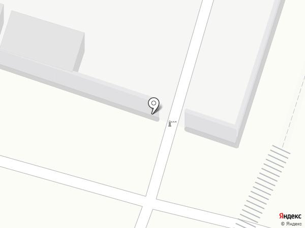 Автосервис на Лежневской на карте Иваново