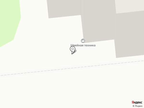 Крепёж Оптима на карте Иваново