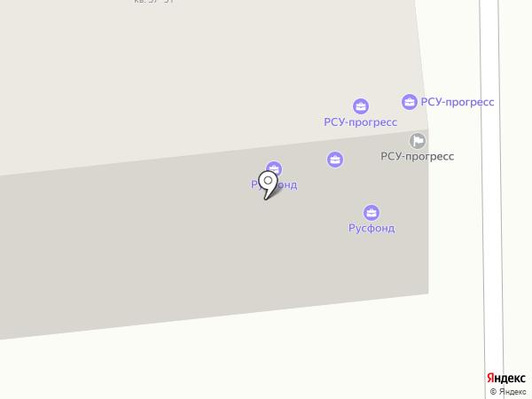 РСУ-ПРОГРЕСС на карте Иваново
