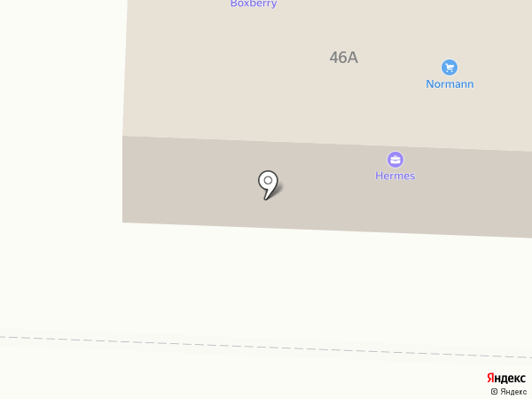 Аксиома на карте Иваново