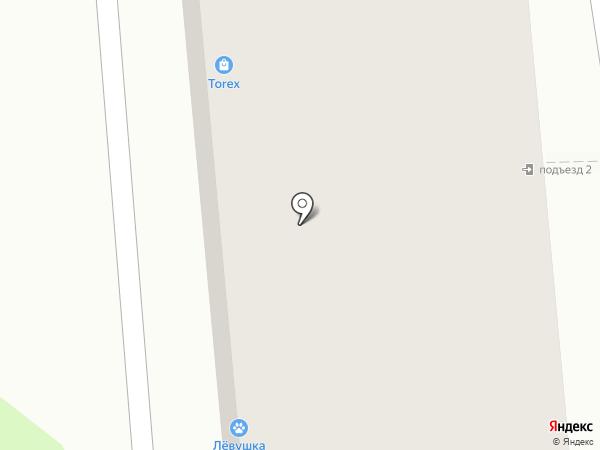 Салон-ателье на карте Иваново