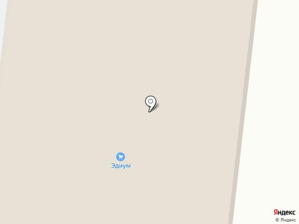 Ельдекор на карте Иваново