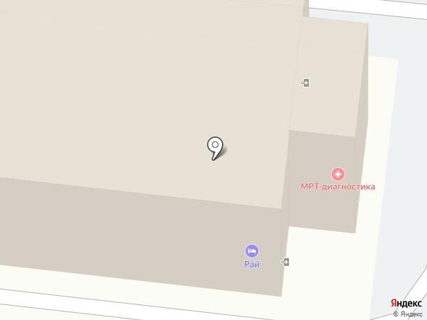 РАЙ на карте Иваново
