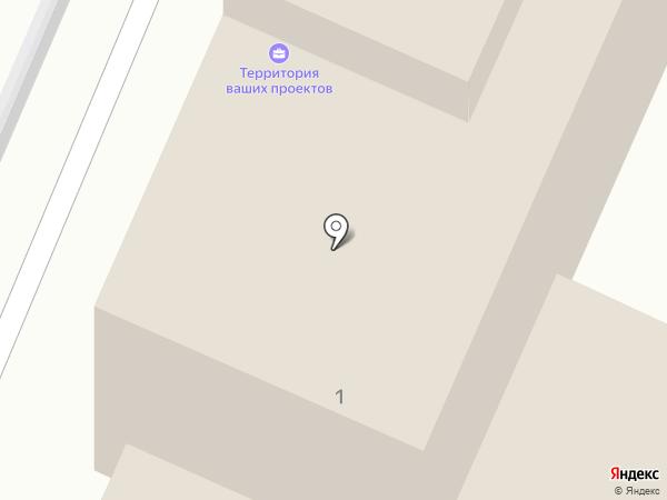 АРХСТРОЙ на карте Иваново